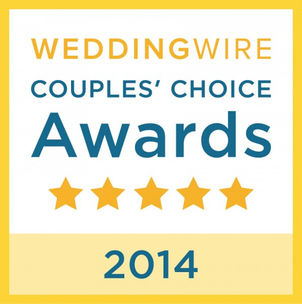 Wedding Wire Choice Awards 2014