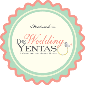 Featured on The Wedding Yentas