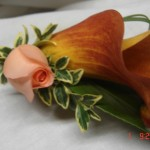 wedding 32, grooms boutonniere