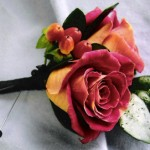 wedding 28, boutonniere