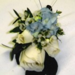 wedding 20, corsage