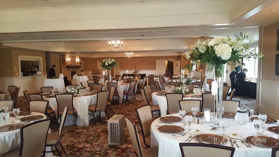 Wedding Flowers Reception Anetas European Floral